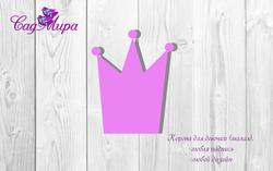 Корона для девочки (малая)