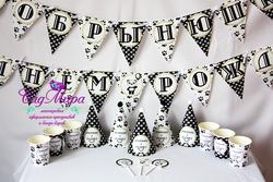 День рождения в стиле Панда